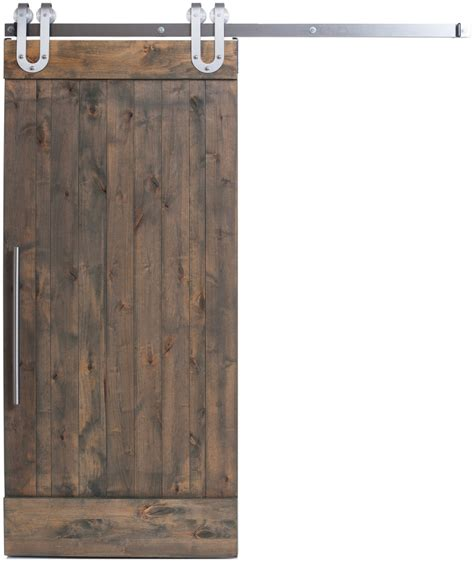 What Is A Barn Door Vertical Slats Interior Sliding Barn Door Rustica Hardware