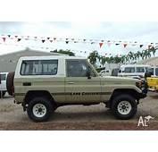 Toyota Landcruiser Swb For Sale