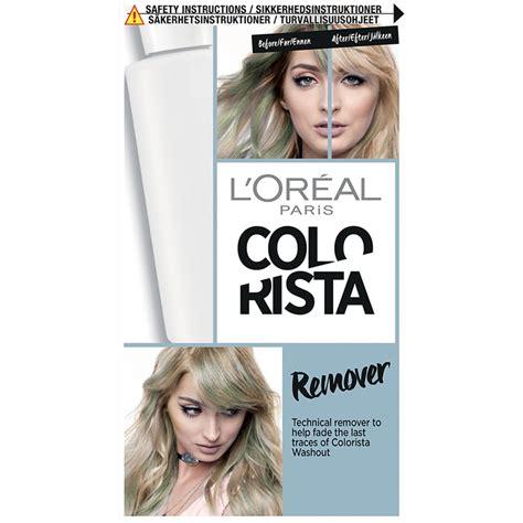 Loreal Hair Color Remover kj 248 p colorista hair color remover l or 233 al tilbeh 248 r