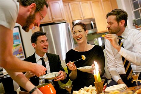 hosting party a mid century dinner party unearths the joys of