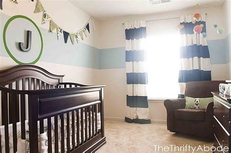 cute boy nursery ideas cute curtains nursery themes for baby boy pinterest