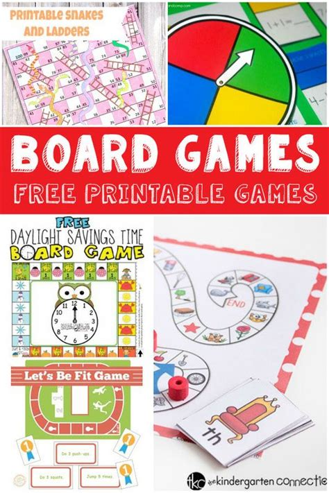best free printable board games best 25 board games for kids ideas on pinterest kids