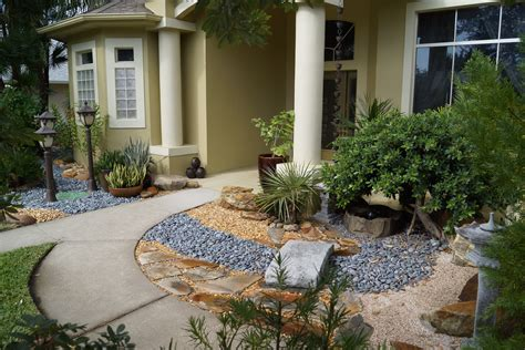 central florida landscaping ideas images