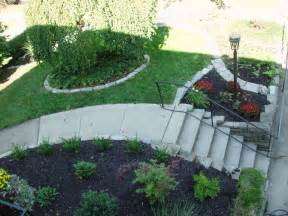 Landscaping Ideas For Sloping Gardens Pictures Of Patio Design For Sloping Garden Landscaping Gardening Ideas