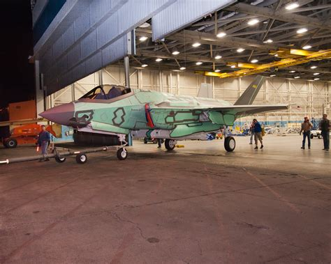 Lockheed Martin Background Check Second F 35 For The Netherlands Rolls Out Of F 35 Production Facility 183 Lockheed Martin