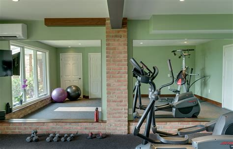 tips for designing a home fitness room