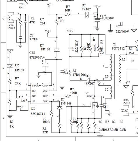 transistor tt2170 datasheet ssc1s311 ไอซ pwm คอนโทรลสว ทช งเพาเวอร ซ พพลาย