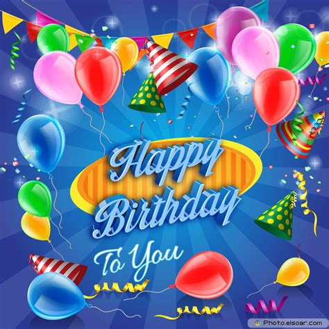 happy birthday to you design 5 amazing happy birthday hot colorful images elsoar