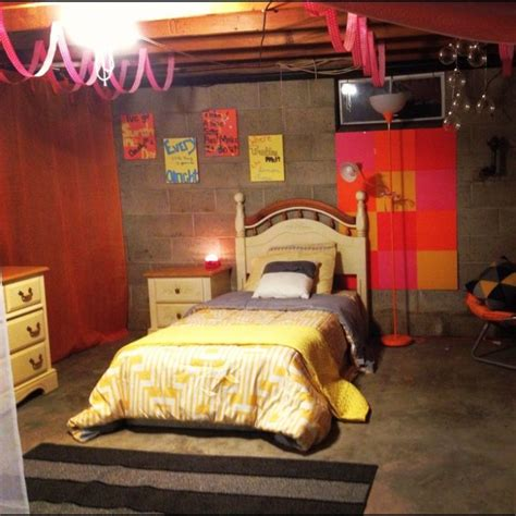 teenage basement bedroom ideas 17 appealing bedroom basement ideas for guest room
