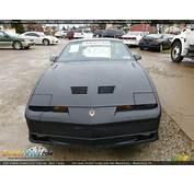 1987 Pontiac Firebird GTA Trans Am Black / Beige Photo 8