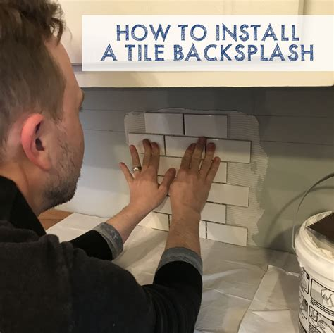 how to install a backsplashes are a good idea apartment how to install a tile backsplash good news it s easier