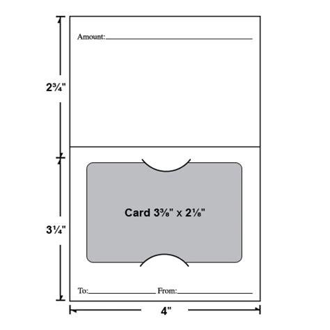 card stand template 28 gift card holder templates free gift card holder