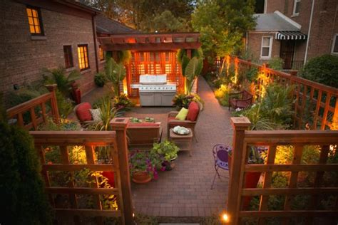 maximum home value outdoor living projects lighting hgtv