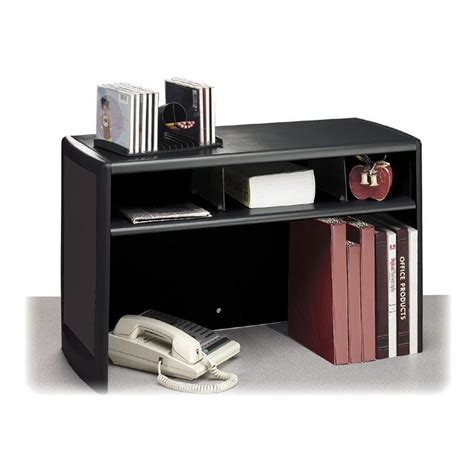 desk saver organization system buddy spacesaver 30 quot desktop organizer