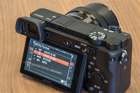 sony alpha price sony a6300 review digital trends