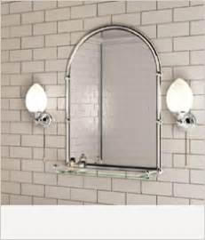 bathroom mirrors uk burlington 174 bathrooms range next day delivery