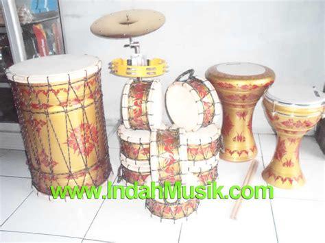 Marawis Batik 1 jual alat musik grosir dan eceran marawis rebana dll