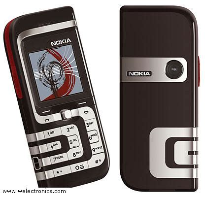 nokia 7260 nokia7260 create a stir with the nokia 7260 phone featuring a vga and