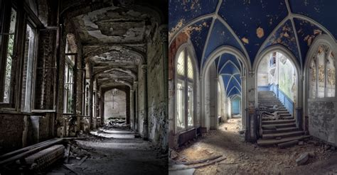 abondoned places 20 beautiful abandoned places around you in world