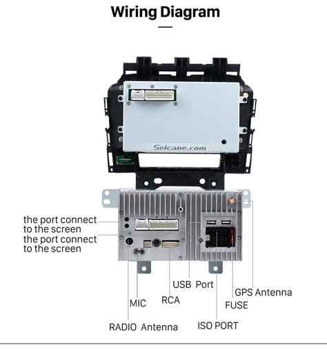 insignia car stereo wiring diagram images wiring diagram