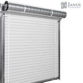 Janus Overhead Doors Roll Doors Steel Roll Up Doors