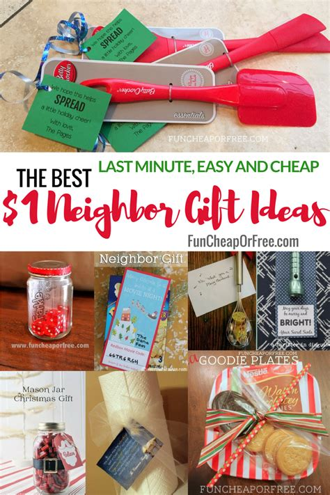 cheap ideas to make for xmas large group 25 1 gift ideas cheap easy last minute cheap or free