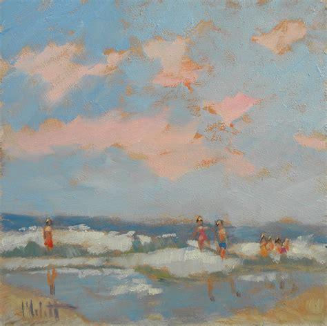 painting impressionism modern large original heidi malott original paintings children