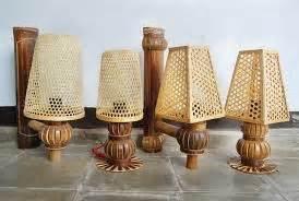 cara membuat kerajinan tangan vas bunga dari bambu peluang usaha terbaru usaha kerajinan lu hias dari