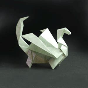 Beautiful Origami Models - how is it possible that beautiful origami models like