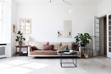 Idee De Deco Salon 4920 by Int 233 Rieur Et Design Un Appartement 224 Copenhague Par