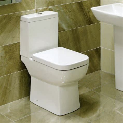 What Is A Comfort Height Toilet by Zero Coupled Compact Comfort Height Wc Comfort