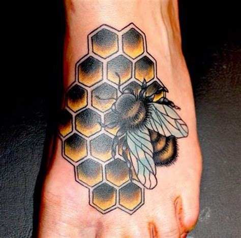 40 buzzin bee tattoo designs and ideas tattooblend