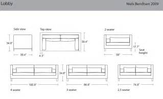 standard sofa length size of sofa standard furniture dimensions metric great