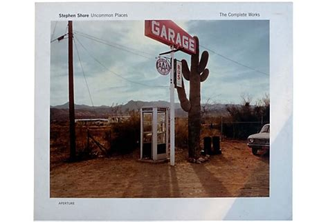 libro stephen shore uncommon places stephen shore uncommon places 1st ed biblioth 232 que de la ckn