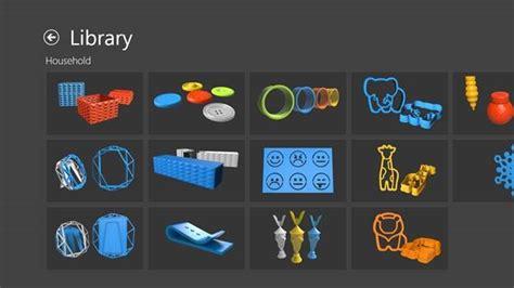 make house plã ne kostenlos 3ders org microsoft releases 3d printing app 3d