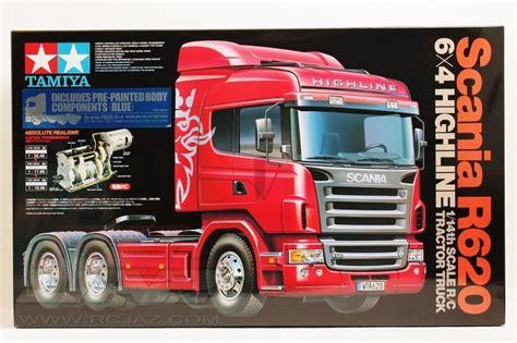 tamiya 56327 1 14 rc tractor truck scania r620 6x4
