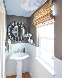 Beadboard Powder Room Bhg Centsational Style