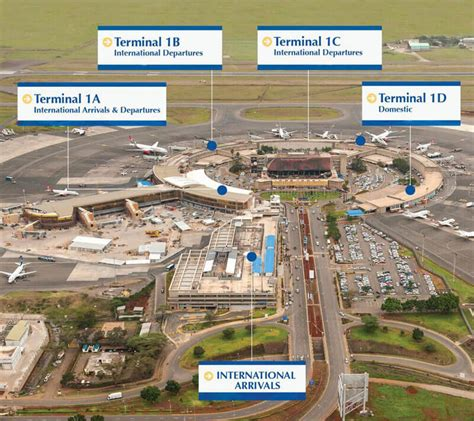 Mba Airport Kenya by Airports In Kenya Locations And Iata And Icao Codes