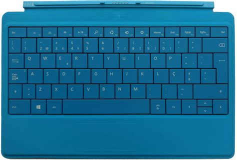 keyboard layout not qwerty microsoft type cover 2 cyan portuguese qwerty keyboard for