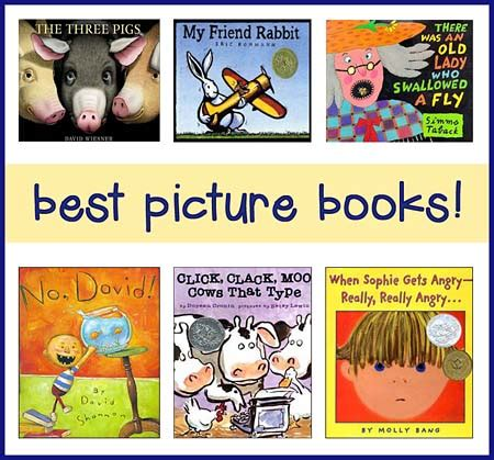 caldecott picture books winning caldecott medal and honor books with peeks inside