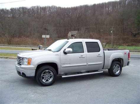 how can i learn about cars 2012 gmc canyon head up display buy used 2008 gmc sierra 4x4 loaded crew cab all terrain z71 in north tazewell virginia united