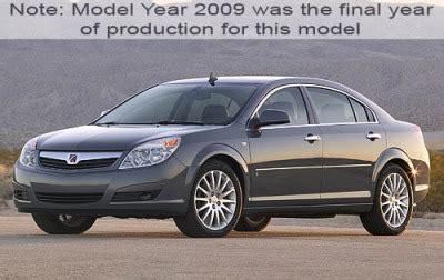 repair voice data communications 2007 saturn aura auto manual used 2009 saturn aura sedan pricing features edmunds