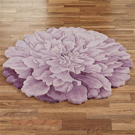 shaped rugs delia bloom flower shaped rugs