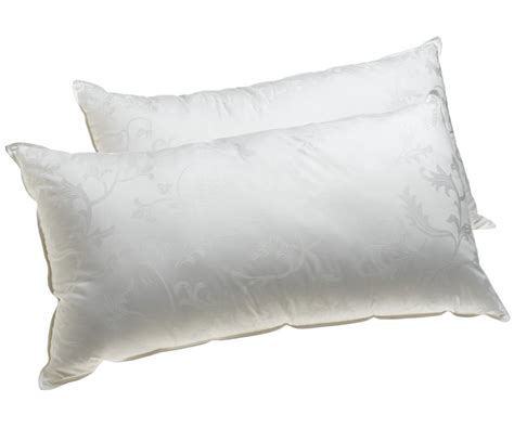 supreme plus gel fiber filled pillows king set