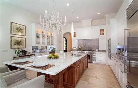 Kitchen Countertops Miami Calacatta Sponda Marble Eclectic Miami By Marble Of