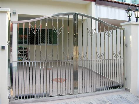 Other Products   Stainless Steel Main Gate