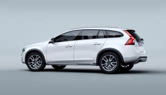 Volvo Country New Volvo V60 Cross Country To Debut At The La Auto Show
