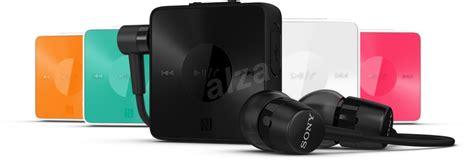 Headset Sony Sbh20 sony bluetooth stereo headset black sbh20 alzashop