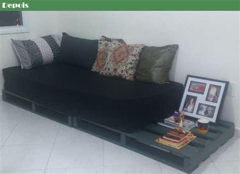sofa de pallet sofa de pallet preto pesquisa google inspira 231 227 o