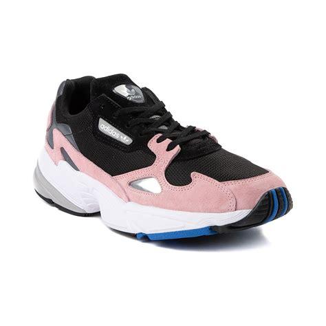 womens adidas falcon athletic shoe black 436699